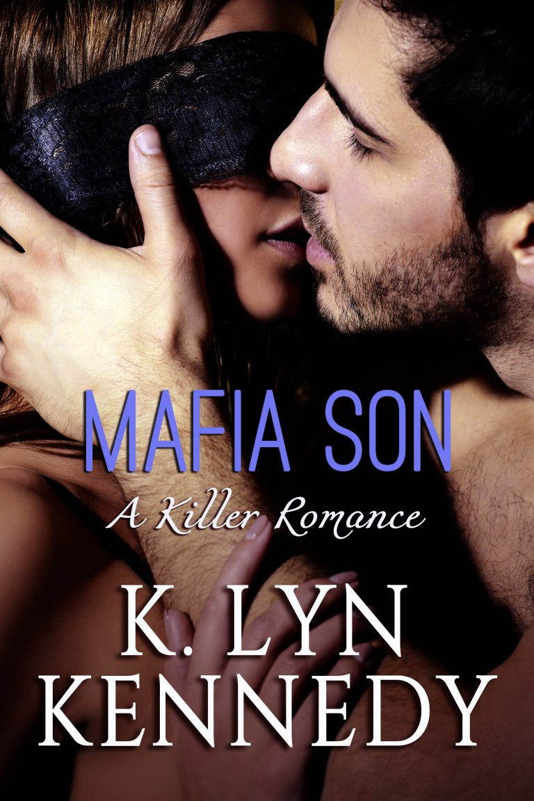 Book Cover by Chloe Belle Arts for Mafia Son by K. Lyn Kennedy