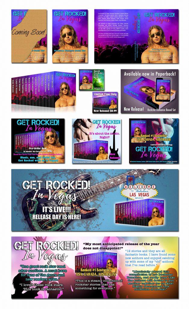 Graphic Promo Kits