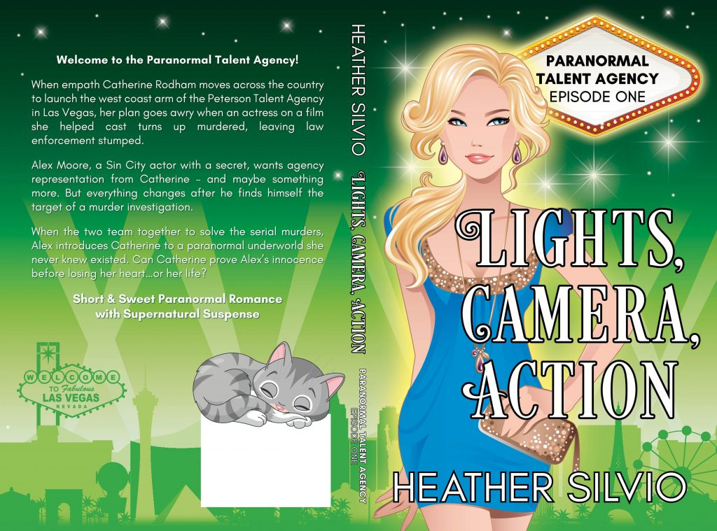 Paranormal Talent Agency Book One
