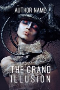 Steampunk, Science Fiction, Horror Book Cover