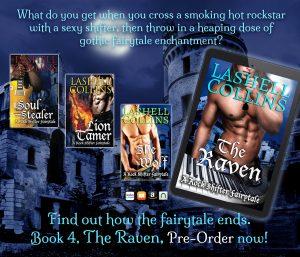 Pre-Order The Raven - Shifter-Romance-Teaser