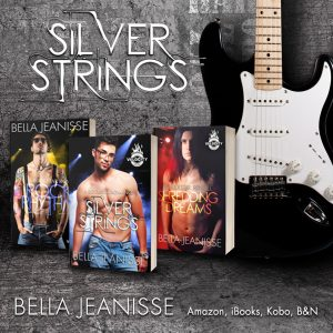 Silver Strings Rockstar Romance Teaser - Cover Reveal