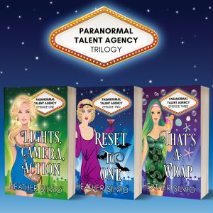 Paranormal Talent Agency Trilogy