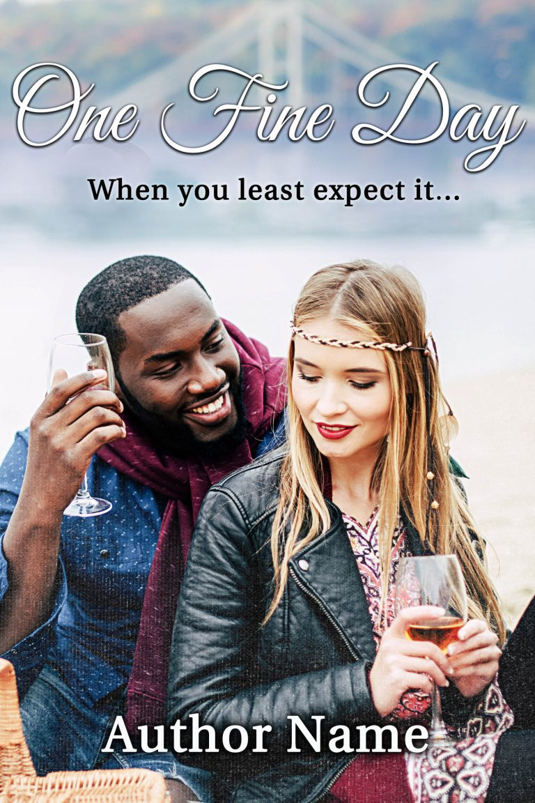 Contemporary Romance Book Cover
