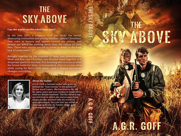 The Sky Above Paperback Cover