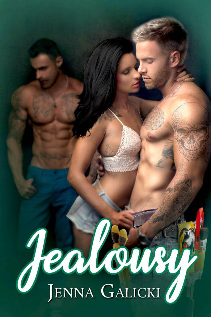 Custom Contemporary Romance Cover