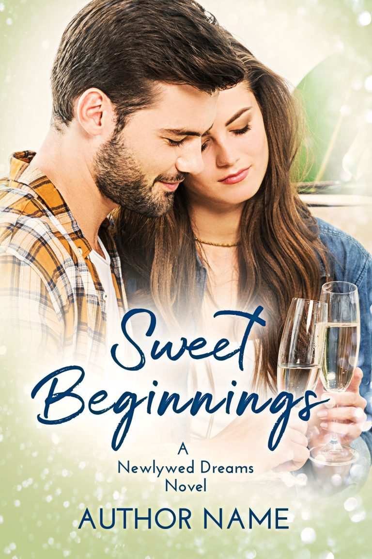 Premade Book Cover by Chloe Belle Arts for Sweet Romance