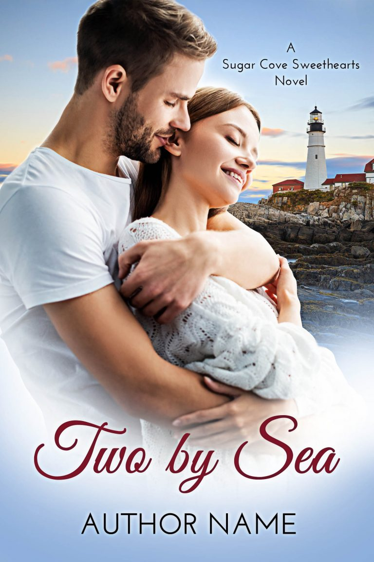 Premade Book Cover by Chloe Belle Arts for Clean Romance