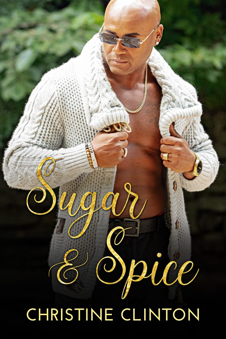 Book Cover Design by Chloe Belle Arts for Sugar & Spice by Christine Clinton