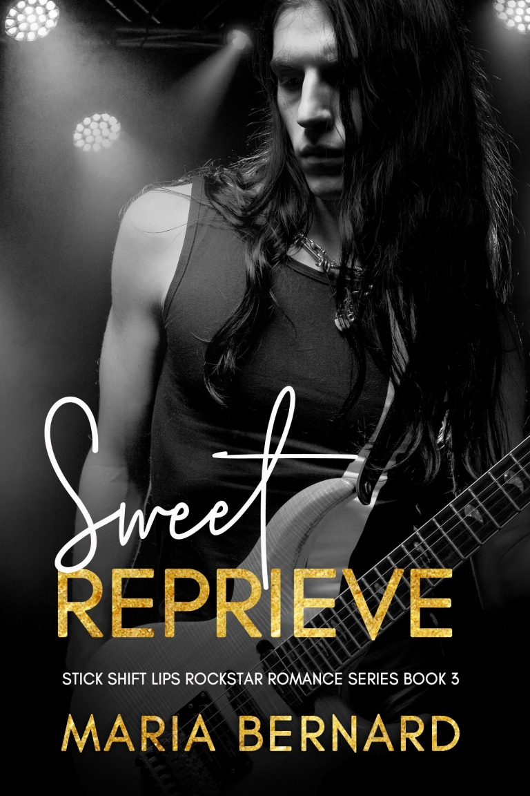 Book Cover Design by Chloe Belle Arts for Sweet Reprieve by Maria Bernard