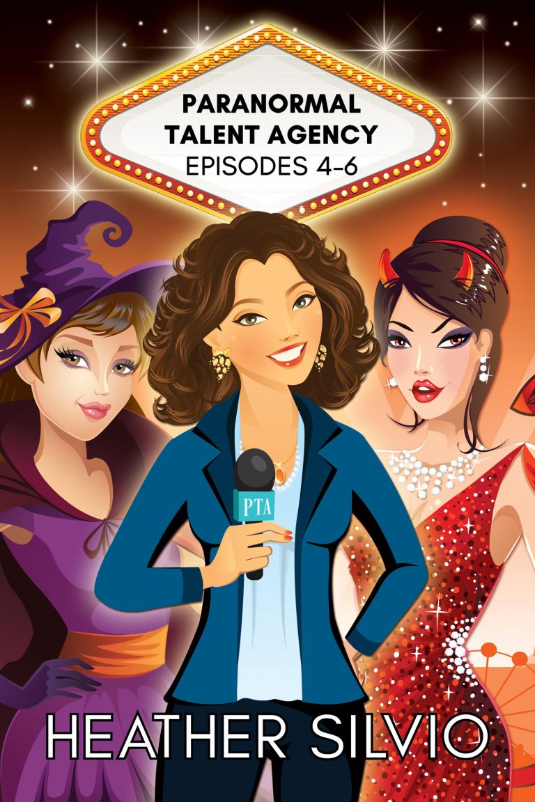 Paranormal Talent Agency Box Set Episodes 4 5 6