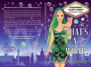 Paranormal Talent Agency Book Three