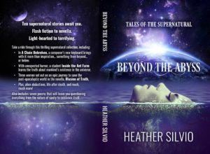 New Cover - Beyond The Abyss