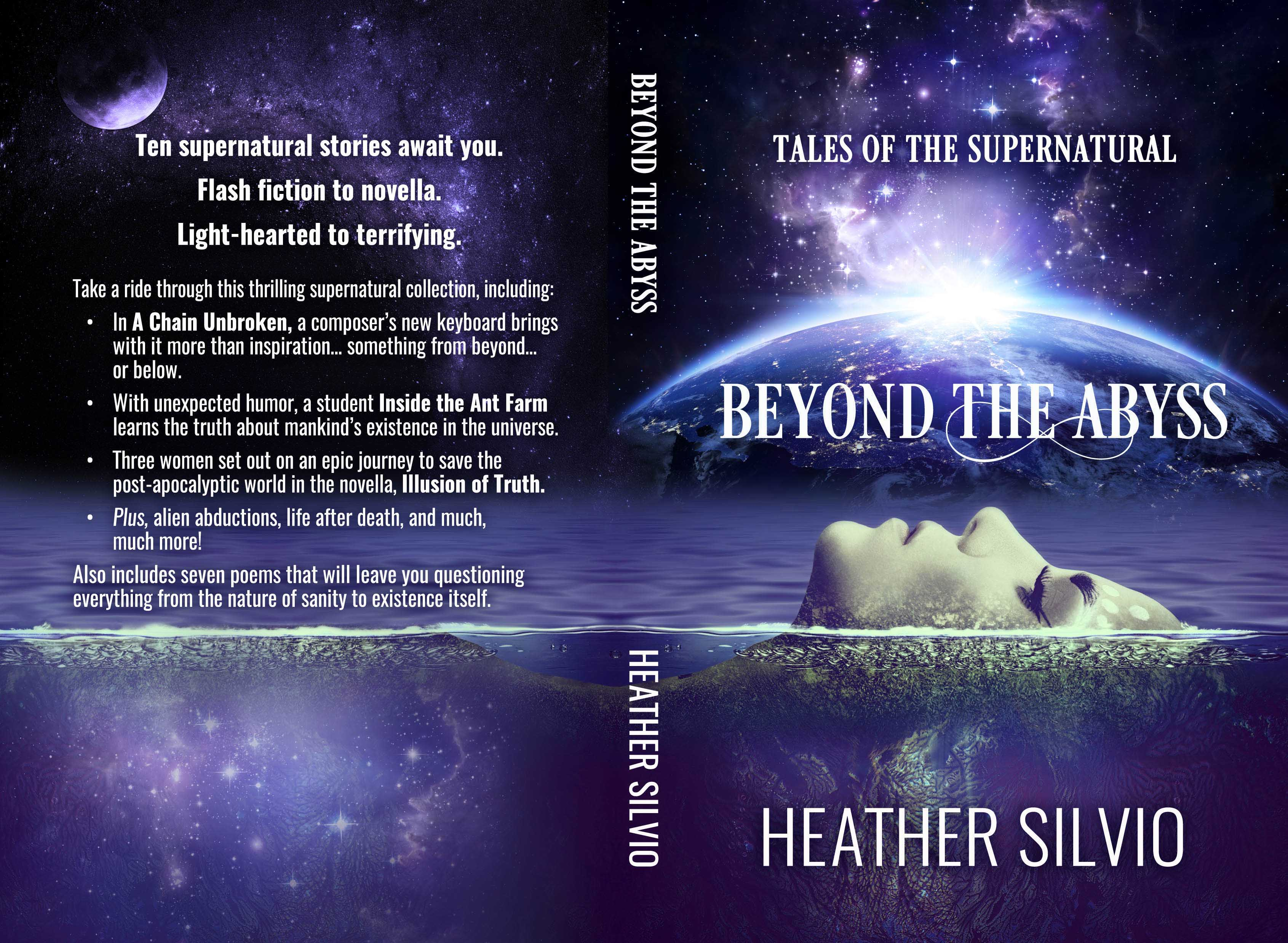 Beyond the Abyss Supernatural paperback