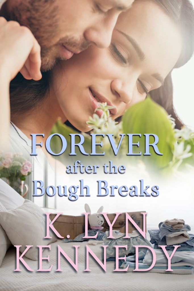 Book Cover by Chloe Belle Arts for Forever by K. Lyn Kennedy