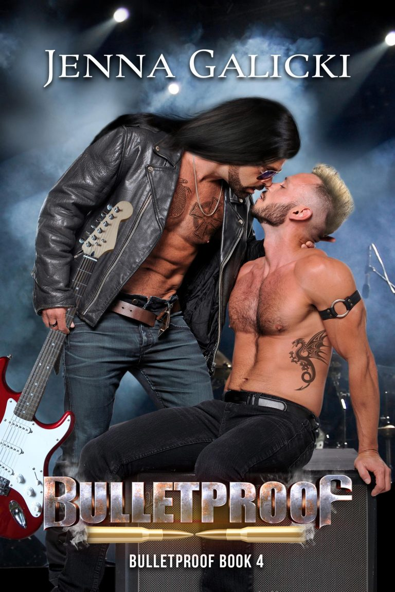 Rockstar Romance Book Cover by Chloe Belle Arts
