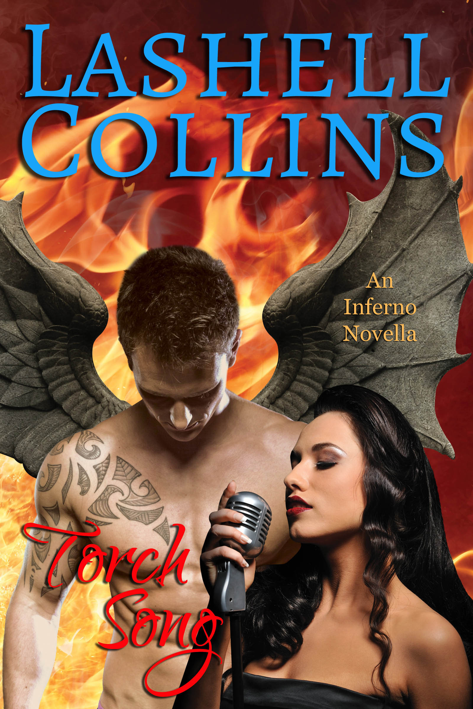 Fantasy Paranormal Romance Book Cover