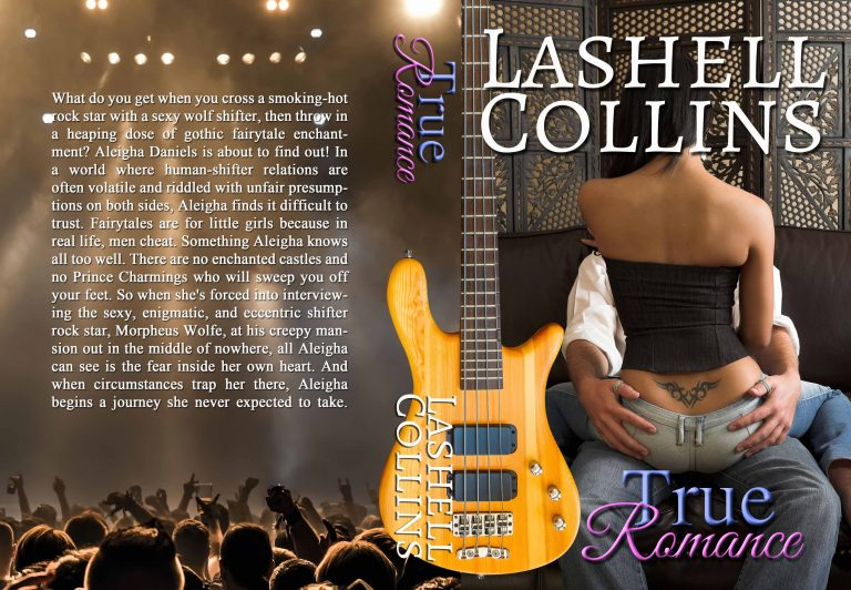 Rockstar Romance Paperback Book Cover