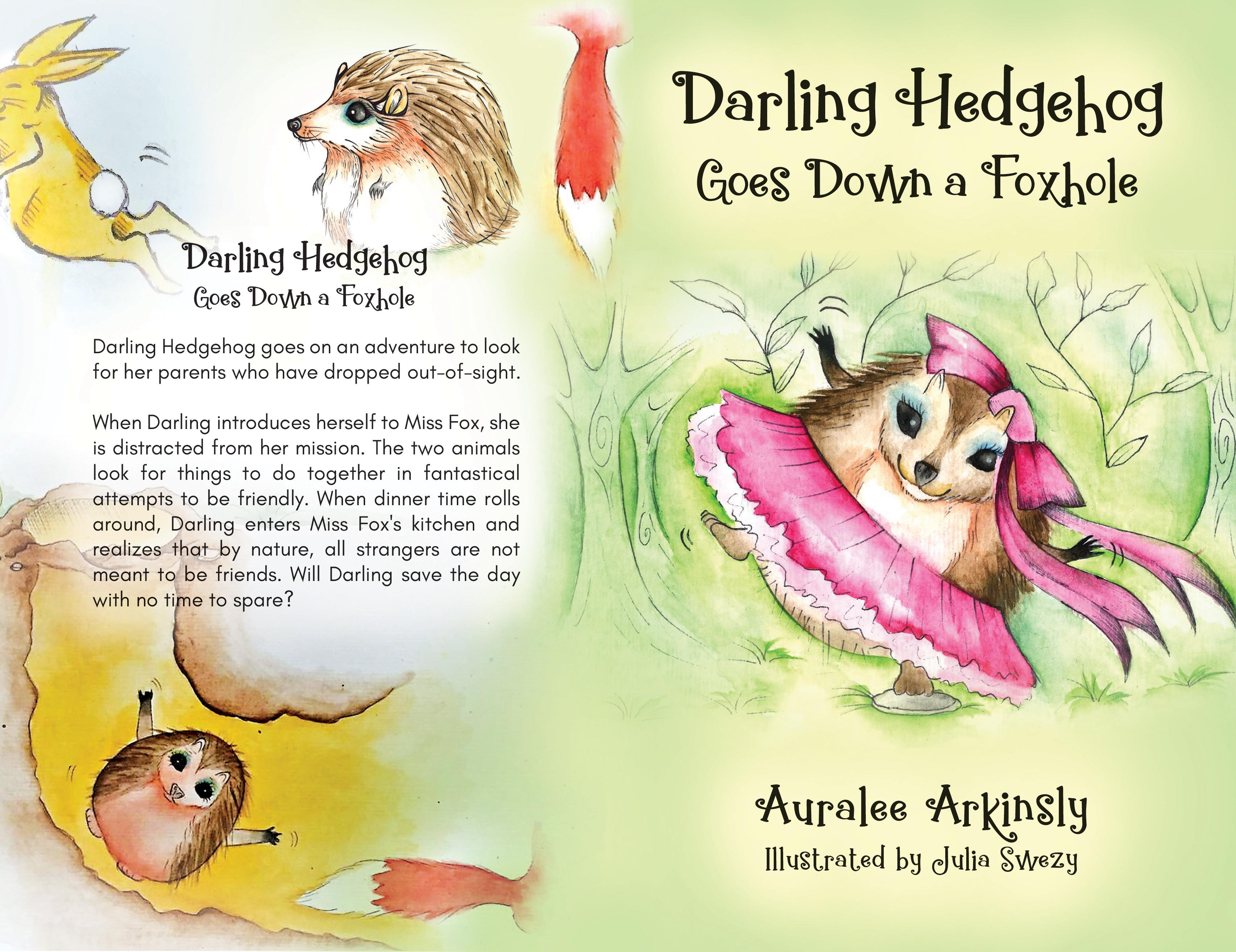 Darling Hedgehog