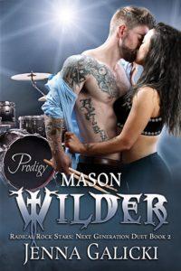 Rockstar Romance Book Cover Design