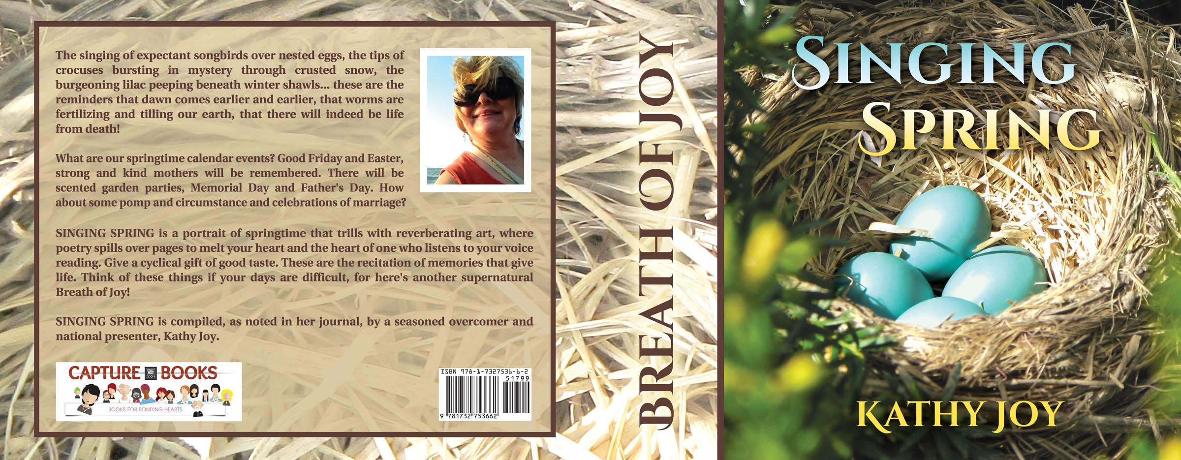 Singing Spring by Kathy Joy