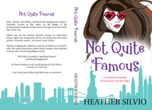 New Cover - Not Quite Famous