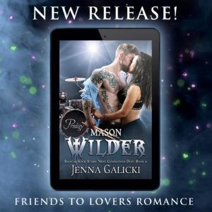New Release - Mason Wilder