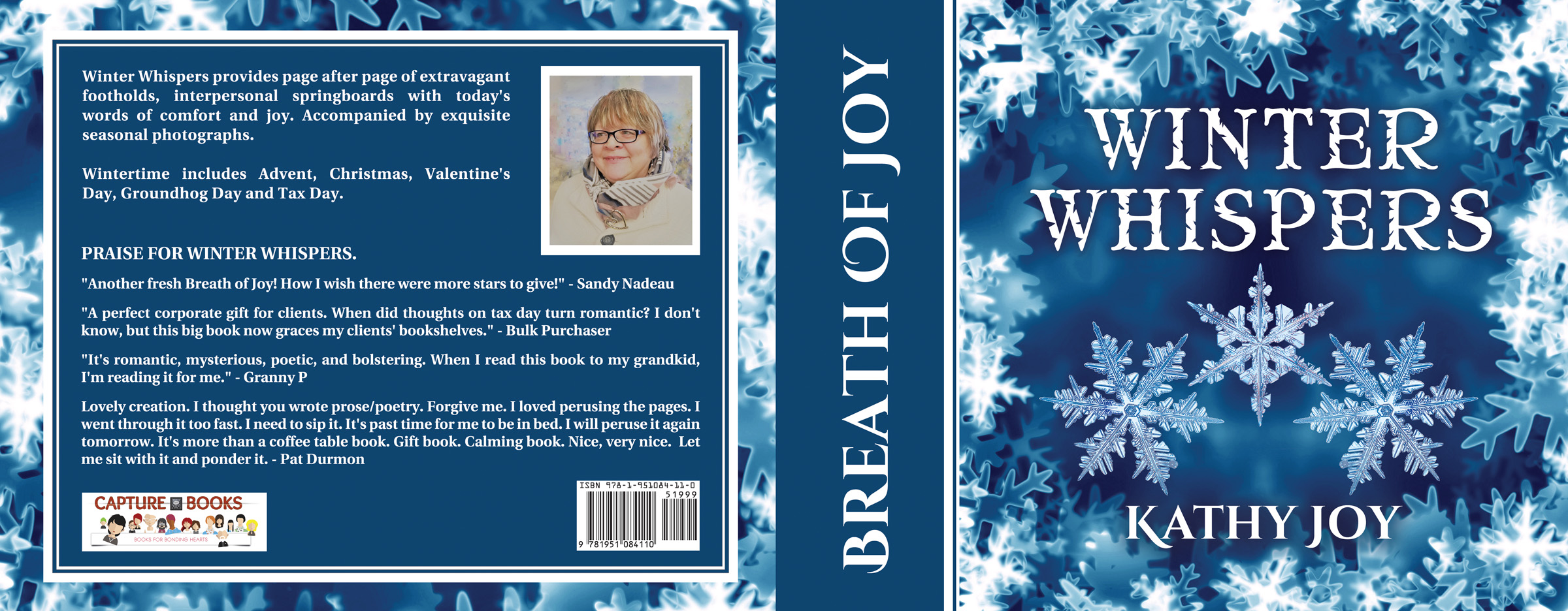 Winter Whispers by Kathy Joy