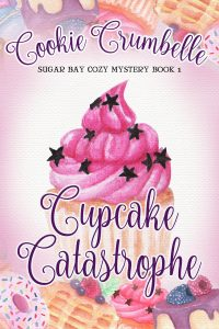 Cozy Mystery Book Cover