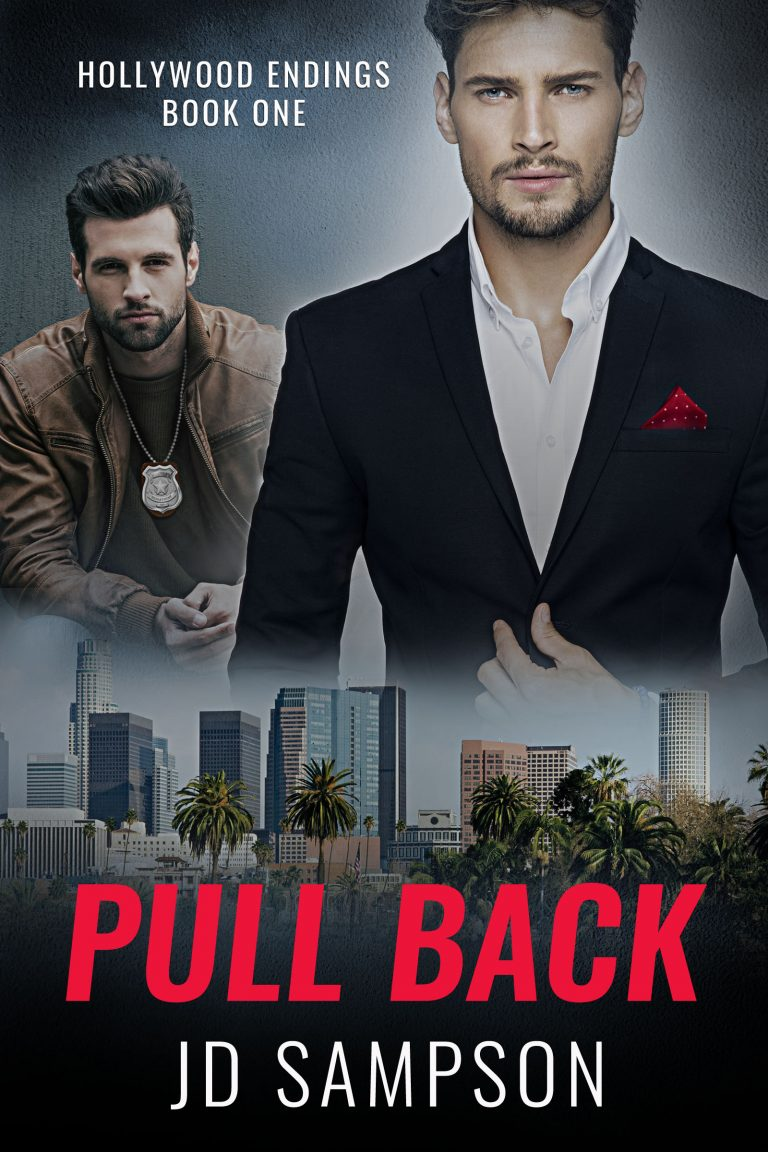 Book Cover Design by Chloe Belle Arts for Pull Back by JD Sampon