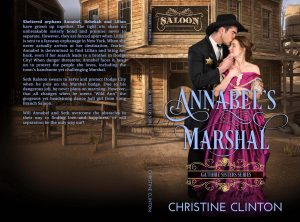 New Release - Annabel's Marshal