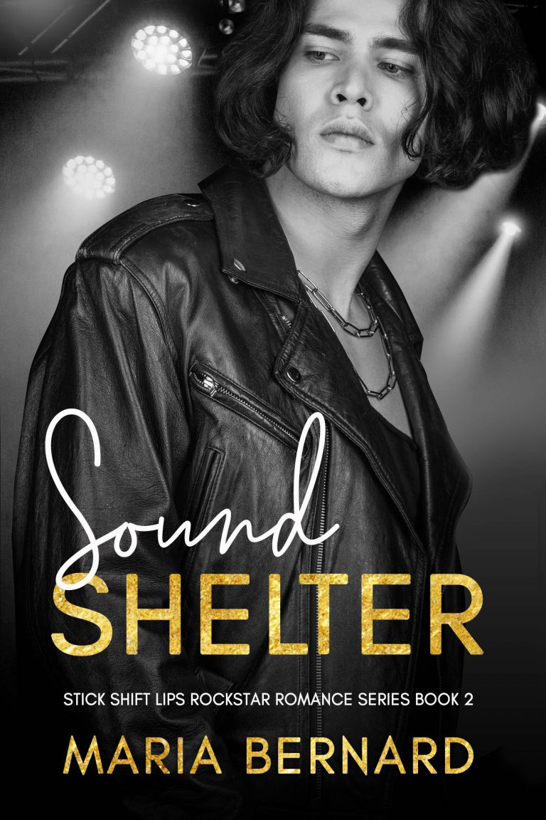Book Cover Design by Chloe Belle Arts for Sound Shelter by Maria Bernard